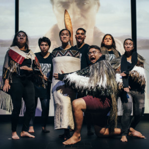 The proud descendants of Kupe